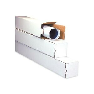 Square Mailing Tube 3 quot X 3 quot X 37 quot m3337 Category Mailing Tubes