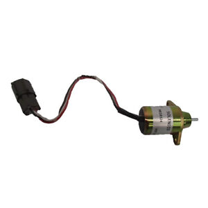 M810324 Fuel Shut Off Solenoid For John Deere 4200 4300 4400 4500 4600 Tractor