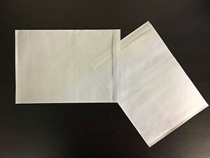 800 Clear Adhesive Packing List Shipping Label Envelopes Pouches 7 X 10
