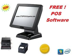 New Complete Bar Restaurant Salon Pos Point Of Sale Do It Yourself And Save