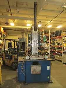 Miles Broach Machine 2573lr