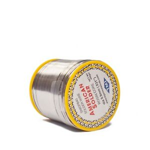 New 400g 0 8mm 60 40 Tin Lead Solder Rosin Flux Wire Roll Soldering New