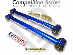 Mss Control Arms Lower Lca 64 72 Gm A Body Chevelle Cutlass Gs 442 Trailing Gto