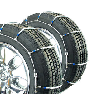 Titan Passenger Cable Tire Chains Snow Or Ice Covered Road 8 29mm 225 55 18