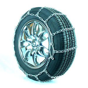 Titan Passenger Link Tire Chains Snow Or Ice Covered Road 5mm 215 50 15