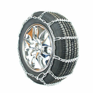 Titan Snow V bar Reinforced Type Rp Link Tire Chains Fits 215 50r15