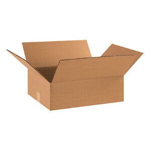18x14x6 Shipping Boxes Lc 25 Pack