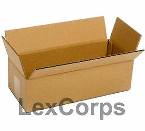14x6x4 Shipping Boxes Lc 25 Pack