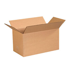 25 Qty 15x8x8 Shipping Boxes Lc Mailing Moving Cardboard Storage Packing