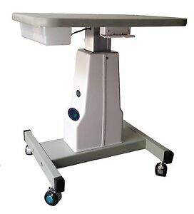 Bst a16 Motorized Table For Optical Store Optician Eyecare Instrument Table