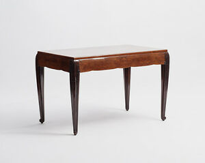 Pierre Paul Montagnac Fine Art Deco Table France 1926
