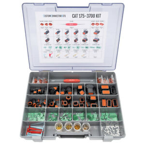 Cat 175 3700 Environmentally Sealed Caterpillar Electrical Connector Kit