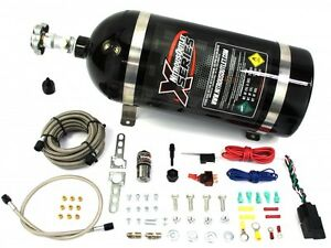 22 90000 Nitrous Outlet X series Universal Dry Single Nozzle Kit 35 200hp
