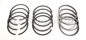 Fiat A112 127 147 900 T Fiorino Panda 45 Uno 45 Piston Ring Set New