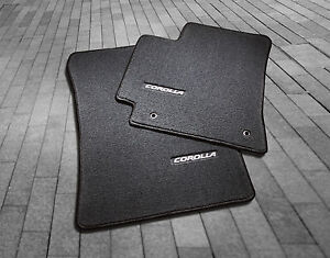 toyota corolla 2012 floor mats in stock replacement auto auto parts ready to ship new and. Black Bedroom Furniture Sets. Home Design Ideas