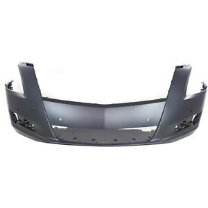 Front Bumper Cover For 2013 Cadillac Xts Primed