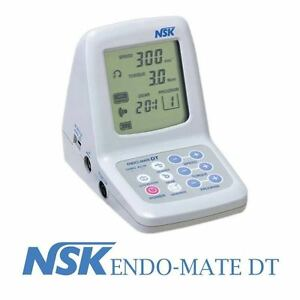 Nsk Endo Mate Dt Endodontic Micromotor Free Expedite Shipping