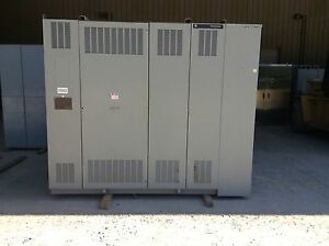 Ge General Electric Cast Coil Dry Type Transformer 500 Kva Pri 4160 Sec 480y 277