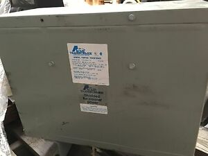 Acme Electric T 3 53341 1s Transformer