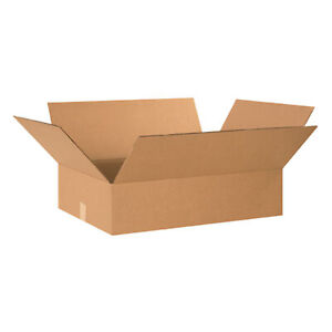 20 Qty 24x18x6 Shipping Boxes Lc Mailing Moving Cardboard Storage Packing