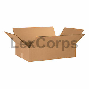 20 Qty 24x16x6 Shipping Boxes Lc Mailing Moving Cardboard Storage Packing