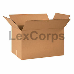 20 Qty 24x14x14 Shipping Boxes Lc Mailing Moving Cardboard Storage Packing