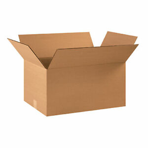 20 Qty 22x14x10 Shipping Boxes Lc Mailing Moving Cardboard Storage Packing