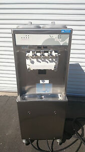 Taylor Water cooled Soft Serve Ice Cream Machine Frozen Yoghurt Model 794