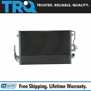 Ac Condenser A c Air Conditioning For Ford Mazda Mercury Suv Truck New