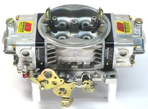 Aed 650ho Bt Blow Through Holley Double Pumper Carb Turbo Supercharger Thru 650