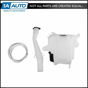 Windshield Washer Reservoir With Pump Cap For Tacoma Pickup Truck