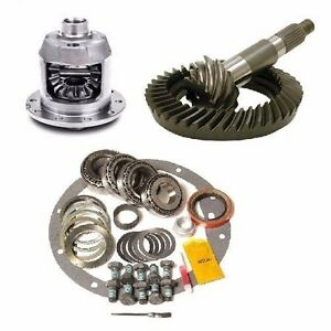 Ford 8 8 4 56 Yukon Ring And Pinion 31 Spline Aam Posi Lsd Gear Pkg