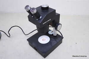 Bausch Lomb Stereo Zoom Microscope Model Asz25l3