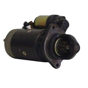 Starter For Case International 5 9l Cummins 5130 5140 5230 5250 5240 Mx120 Mx135