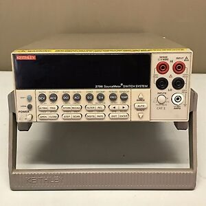 Keithley 2790 Sourcemeter Source Meter