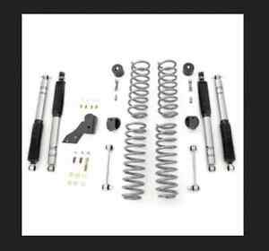 Rubicon Express Jk 2 5 Suspension Lift With Monotube Shocks Re7121m