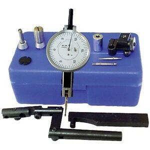 0 0 060 Dial Test Indicator Set Graduation 0 0005 new Ds