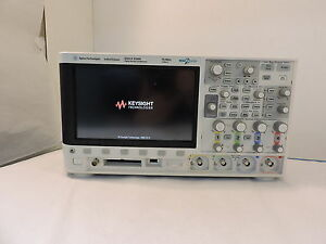 Agilent Dsox2004a 4 Channel 70mhz Analog Oscilloscope 90 Day Warranty