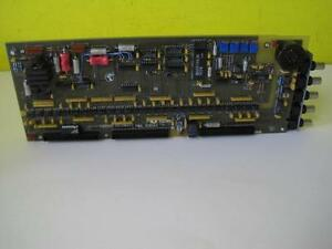 928060 Rev D Circuit Board Cardiac Pathways 8004 Ablation System Rare 928043