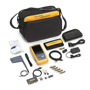 Fluke Networks 1t 3000 Onetouch At 3000 Lan Wi fi Analyzer With Inline Capture
