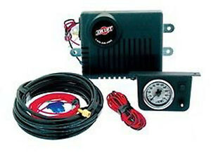 Truck Air Shock Controller On Board Compressor Kit 160psi Air Bag Air Ride Gauge