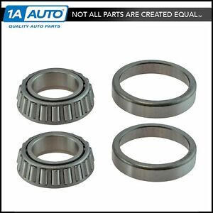 Driver Passenger Wheel Bearing Pair For Buick Cadillac Chevy Dodge Ford Jeep