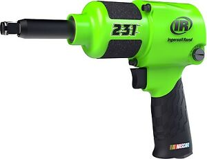 Ingersoll Rand 231r g2 1 2 Green Nascar Impactool With 1 2 Extended Anvil