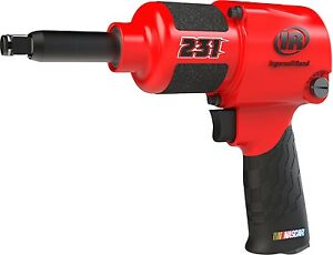 Ingersoll Rand 231r r 2 1 2 Red Nascar Impactool With 1 2 Extended Anvil