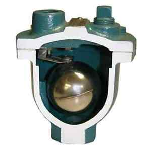 Val matic Valmatic 1 2 Water Air Release Valve Model 15a 175 Psi Pressure