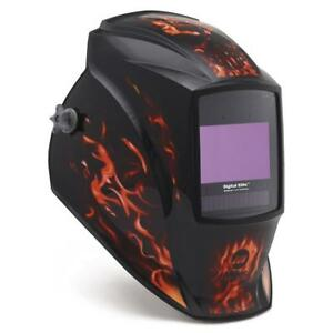 Miller 281003 Inferno Digital Elite Auto Darkening Welding Helmet