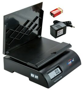 Best Seller Weighmax 2822 35 black Digital Shipping Postal Scale With Ac battery
