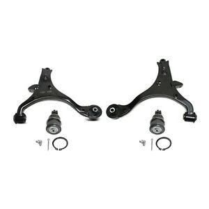 Control Arm Kit For 2001 2005 Honda Civic Front Left And Right Lower 4pc