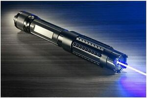 Thor Laser Pointer 445nm 450nm Blue Adjustable Laser Glasses 1mw Burn Match