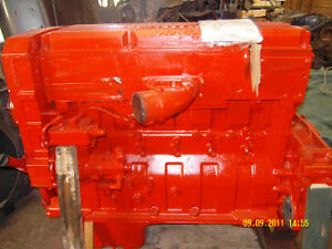 Cummins Isx Diesel Engine Long Block Non egr Reman Exchange Warranty